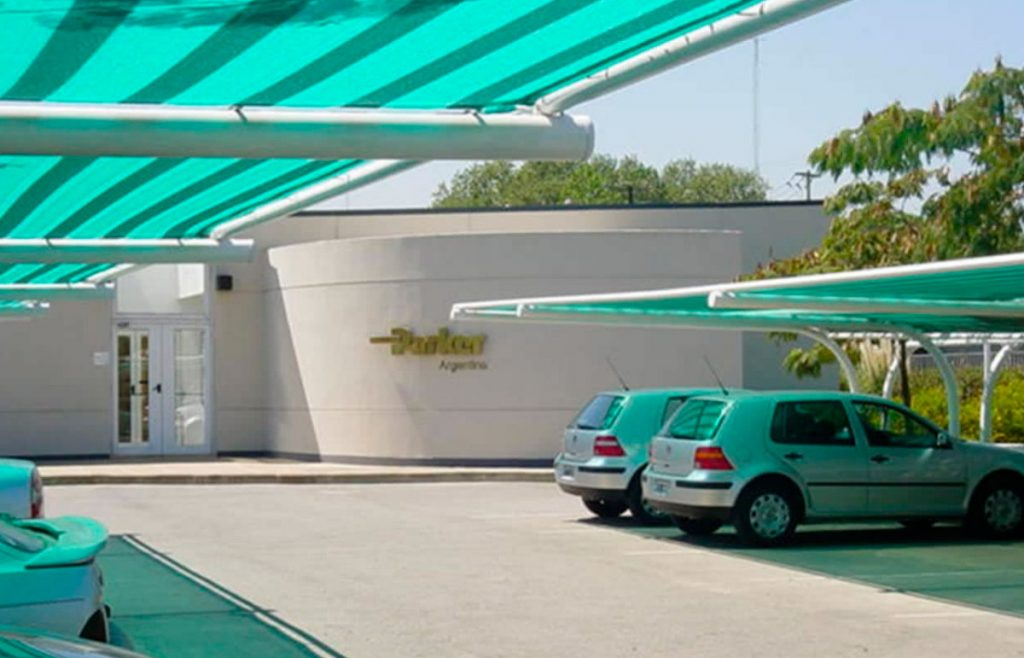 mallasombra parking cocheras mexico