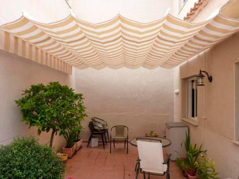 mallasombra para arquitectura mexico